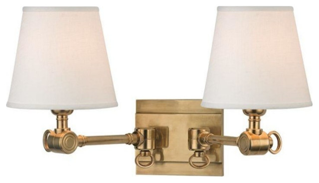 Hudson Valley Lighting Hillsdale Two Light Wall Sconce