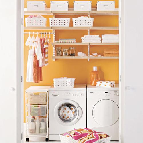 Laundry Room contemporary laundry room