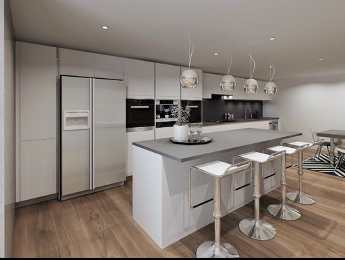Our kitchen design what 39 s wrong with it for What s new in kitchen design