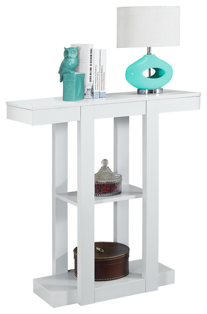 Monarch specialties accent table 32 cappuccino hall for 10 spring street console table