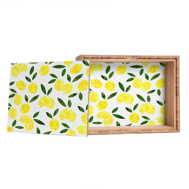 Hello Sayang Lemon Drops Jewelry Box