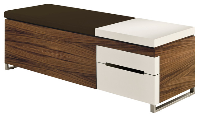 cognita storage bench by herman miller - ABC Carpet & Home