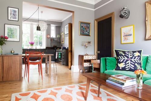 Edinburgh Victorian Terrace Home Restoration