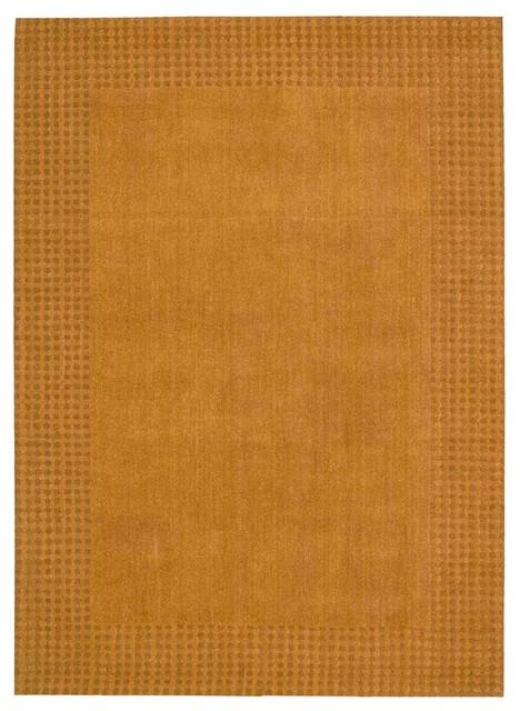 """Kathy Ireland KI07 Cottage Grove KI700 3'9"""" x 5'9"""" Terracotta Area Rug 19694"""