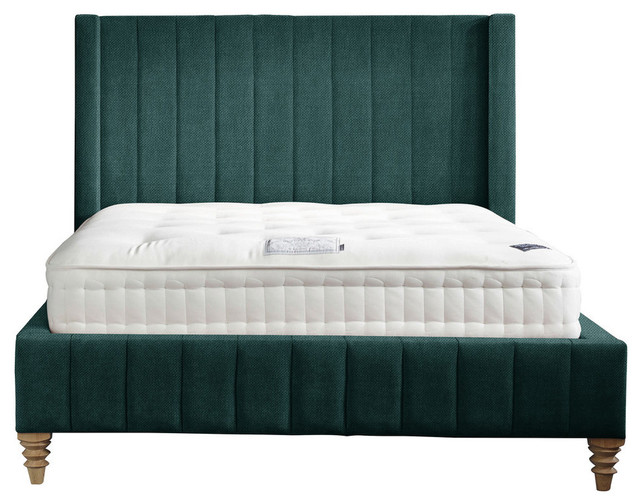 Alice Bed, Teal, UK King