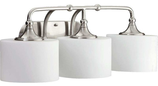 Quorum Bathroom Lighting quorum lighting 5090-3 rockwood bathroom light - transitional