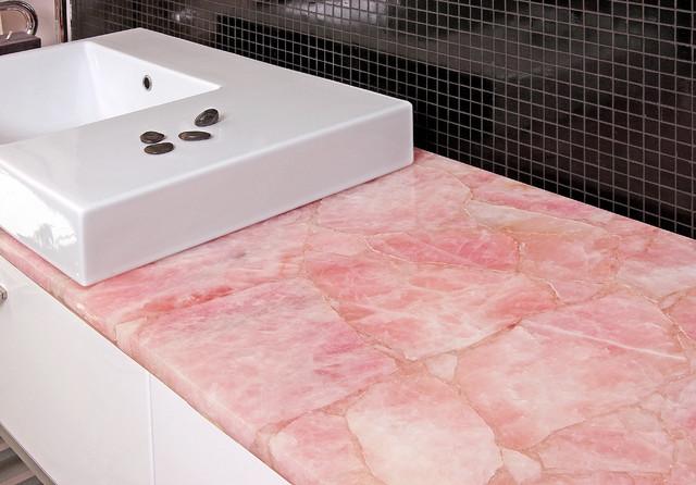 Semi Precious Concetto Kitchen Countertop Contemporary
