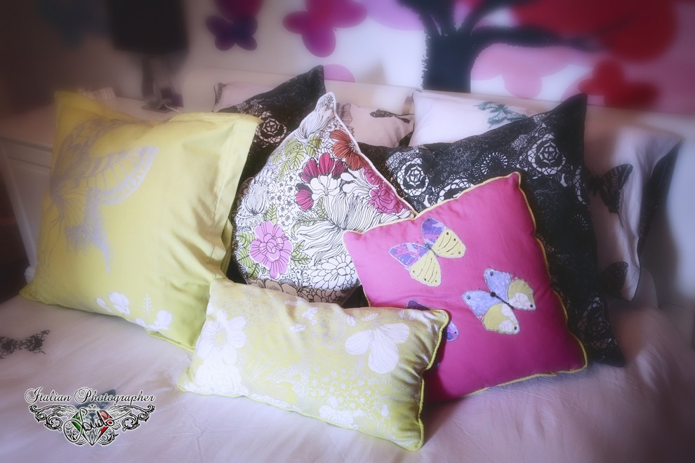Starlight Children's Foundation. Making a girls dream come true with a bedroom.