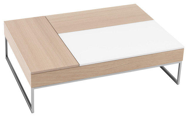 Chiva functional coffee table with storage Modern