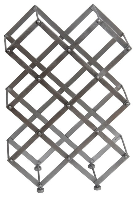 Privilege Iron Wine Holder - 88639.