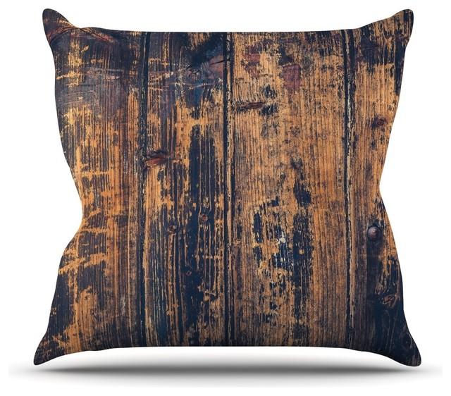 Decorative Pillows Rustic : Kess InHouse - Susan Sanders