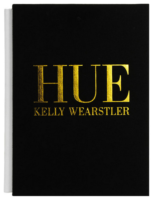 Hue, Limited Edition, Black/White contemporary-books
