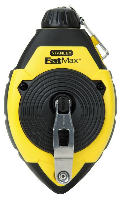 Stanley Hand Tools 100&x27; Fatmax Chalk Line Reel.