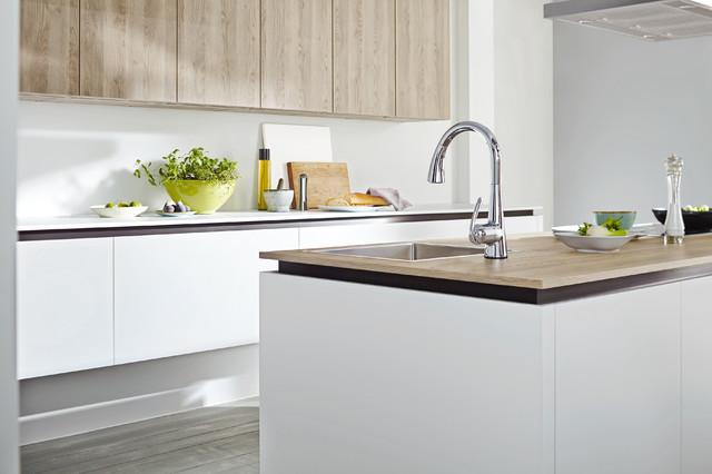 GROHE Ladylux3 Café Touch - Contemporary - Kitchen - Chicago - by ...