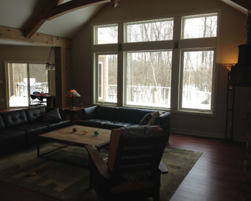 Window Treatments Or Bare Windows
