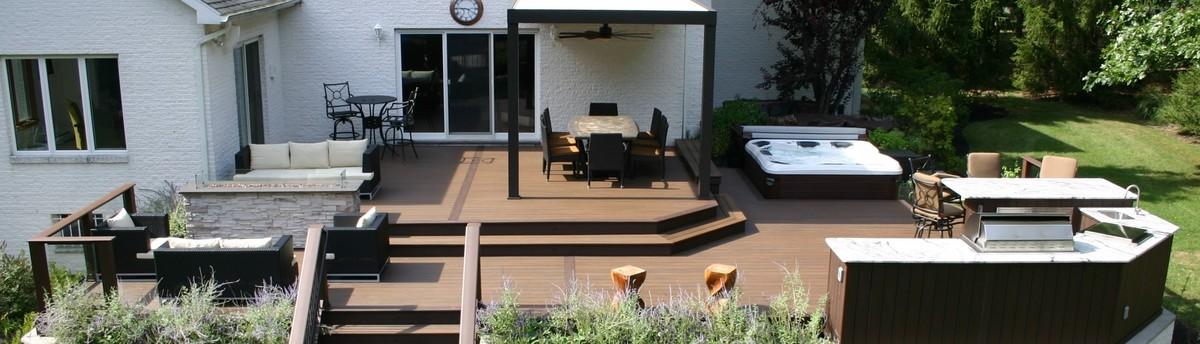 Barrett Outdoors Deck U0026 Patio Design Center   Millstone Township, NJ, US  08535