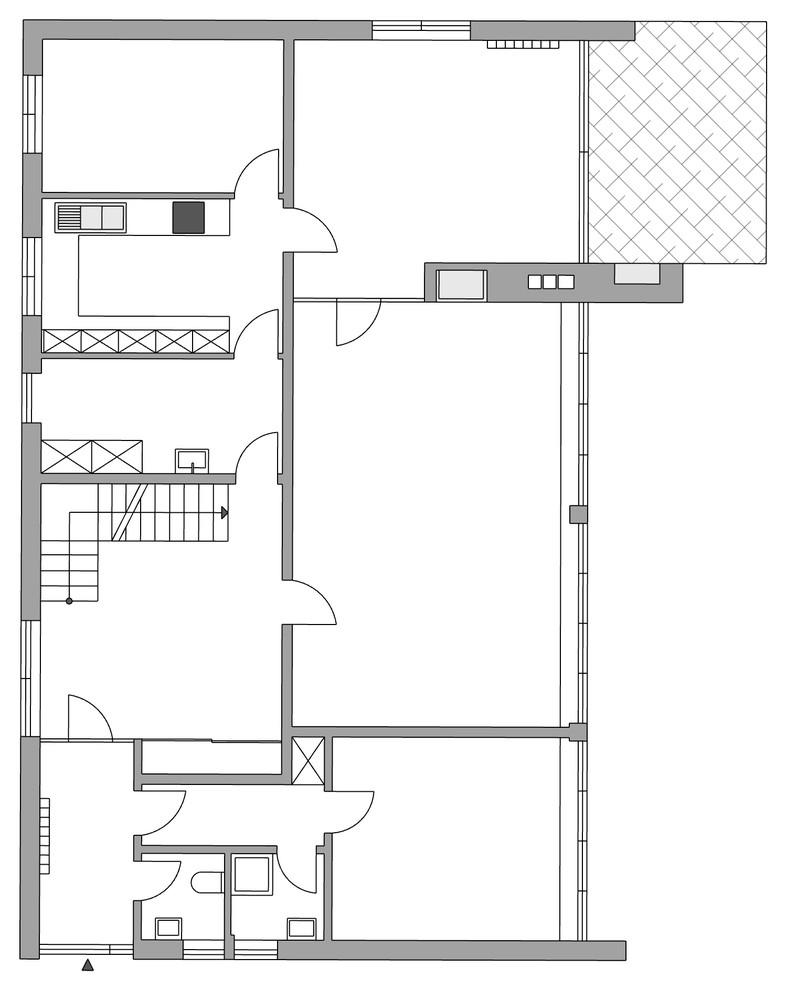 Umbau einer Architektenvilla