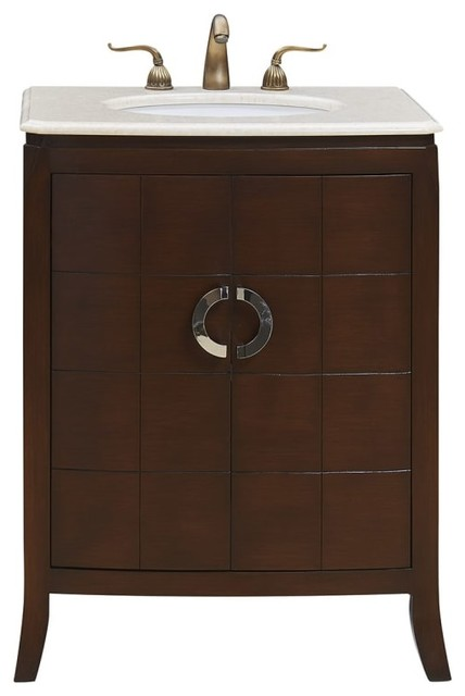 Lovely Transitional Bathroom Vanities And Sink Consoles by Elegant Furniture u Lighting