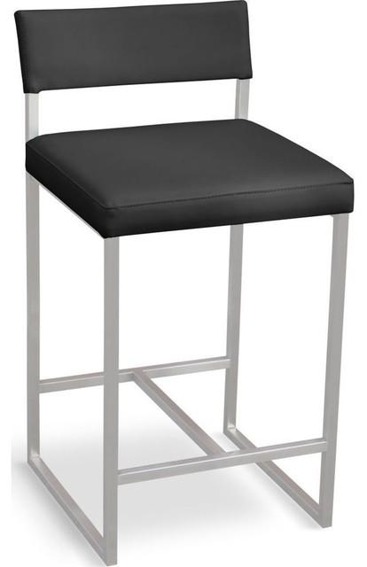 Phenomenal Gus Modern Graph Stool Vinyl Coal Gamerscity Chair Design For Home Gamerscityorg