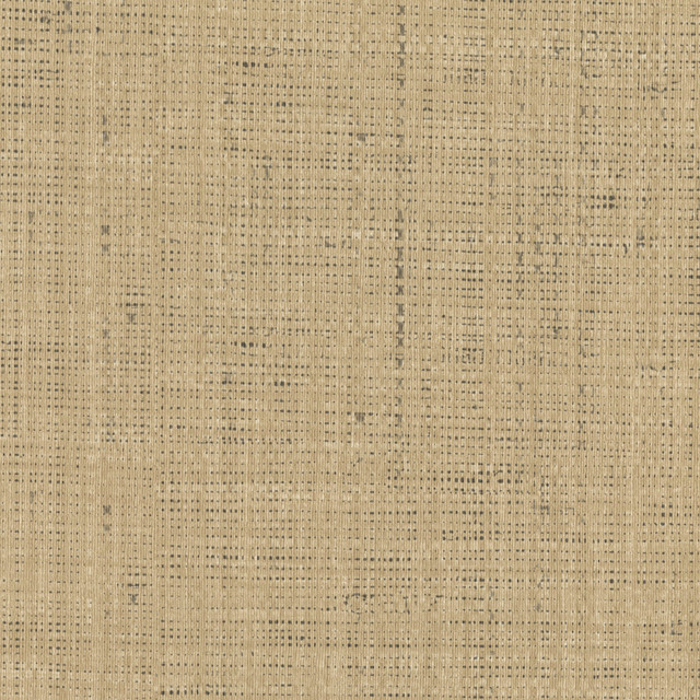 York Wallcoverings Taupe Grasscloth Strippable Non Woven: Jonus Honey Faux Grasscloth Wallpaper