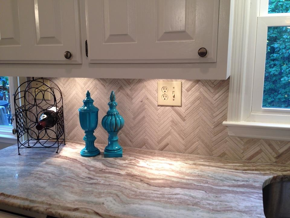McWalters' Seaside Inspired Kitchen