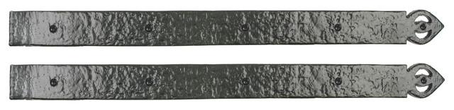 Old English Hinge Fronts, 26&x27;&x27;, Set Of 2.