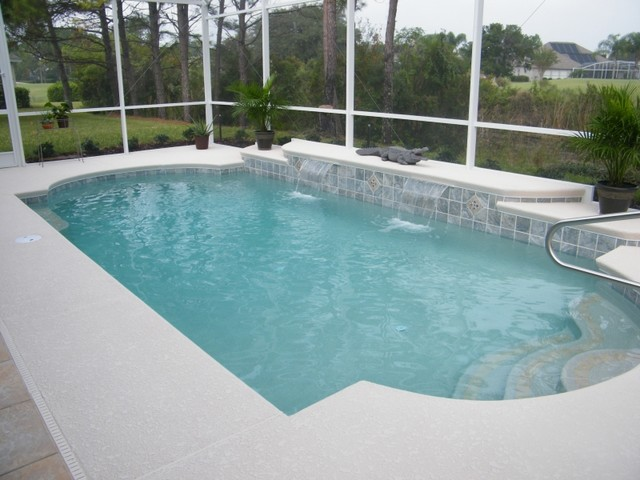 Pools by price 30k to 40k by all seasons pools for Pool designs under 30000