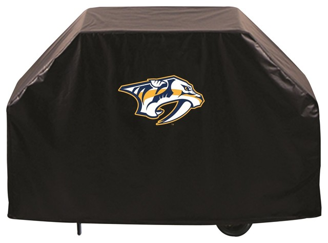 """72"""" Nashville Predators Grill Cover By Covers By Hbs."""
