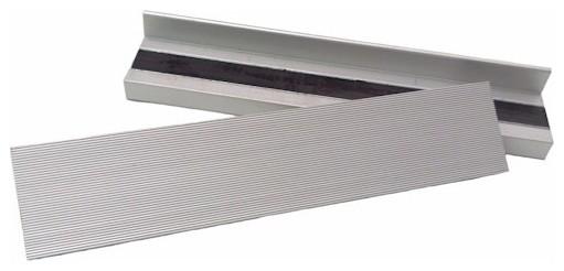Yost Magnetic Aluminum Jaw Cap, 4.5.