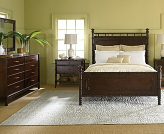 Martha Stewart With Bernhardt Bali Coast Bedroom