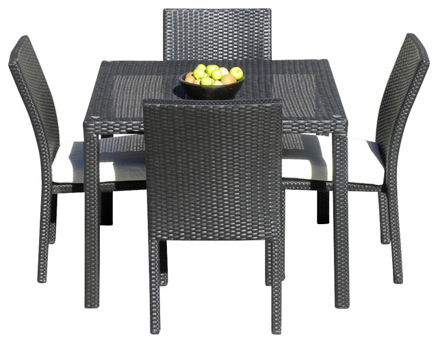 outdoor square dining table for 12 wicker new resin piece chairs set contemporary plans seats 8