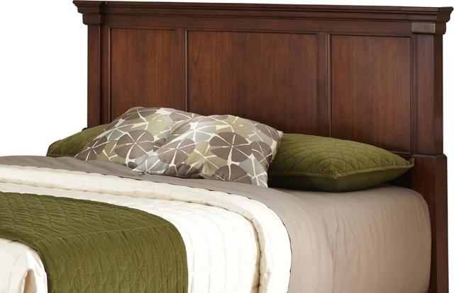 Styles Of Headboards the aspen collection queen/full headboard - transitional