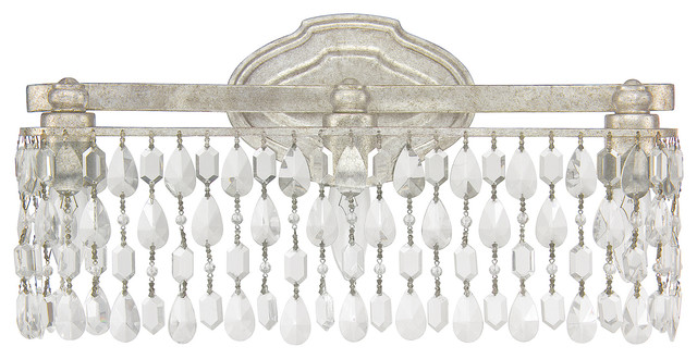 Capital Lighting Blakely 3-Light Vanity Fixture Antique Silver traditional-bathroom-vanity  sc 1 st  Houzz & Blakely 3-Light Bathroom Vanity Light Antique Gold - Traditional ... azcodes.com