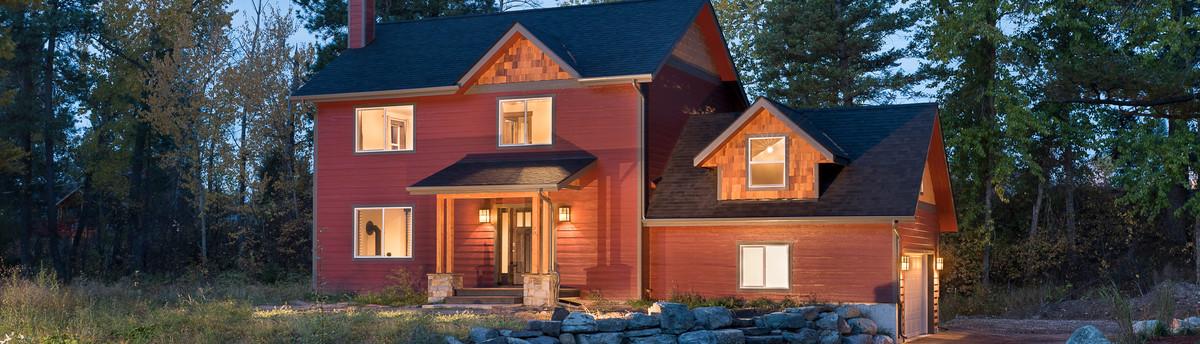 Montana Heritage Home Builders Inc - Home Builders in Columbia ...