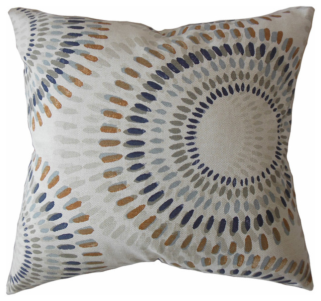 Malthace Geometric Throw Pillow Orson Contemporary Decorative Pillows By The Pillow Collection