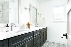 Bathroom of the Week: A Bright, Versatile Contemporary Design
