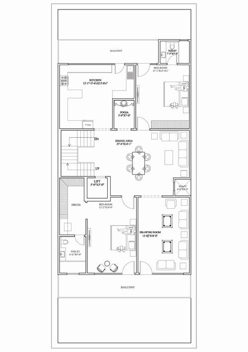 Master Bedroom Layout As Per Vastu