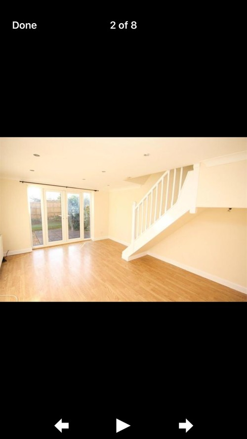 Open plan living room and diner with stairs layout help for House planning help