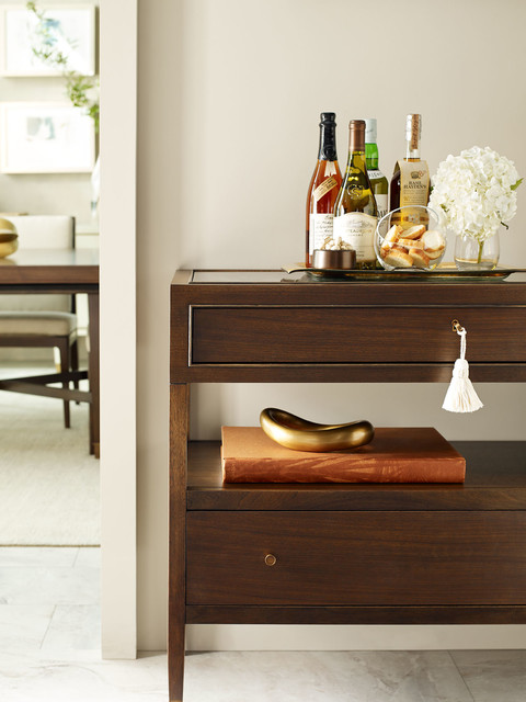 The Barbara Barry Collection   Bar Transitional