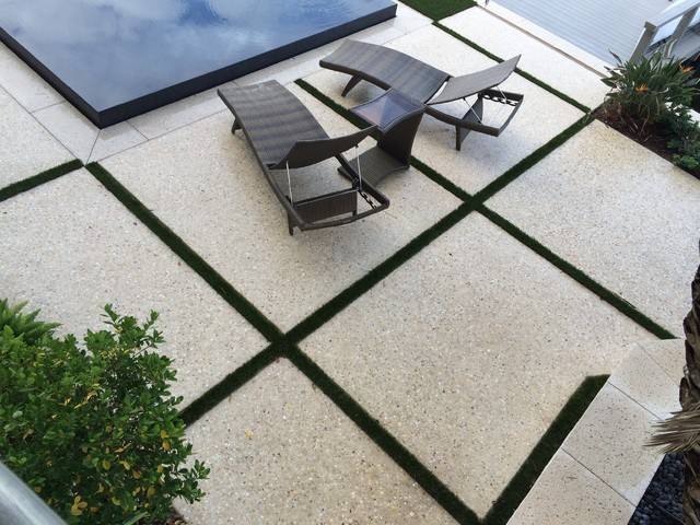 Rustic Stamped Concrete Patios Pool Decks And Hardscapes