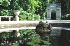 Parco di Villa Durazzo Pallavicini: Questo Giardino è un Teatro