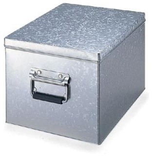 Metal Storage Bins With Lids Listitdallas