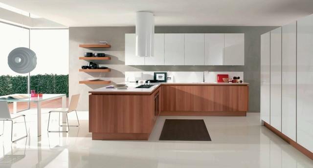 Economic range kitchens modern san diego av slave 2 for Economic kitchen designs