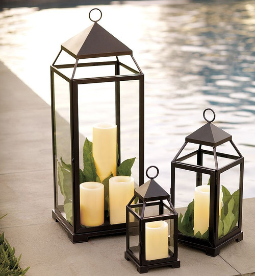 Malta Lantern traditional outdoor lighting