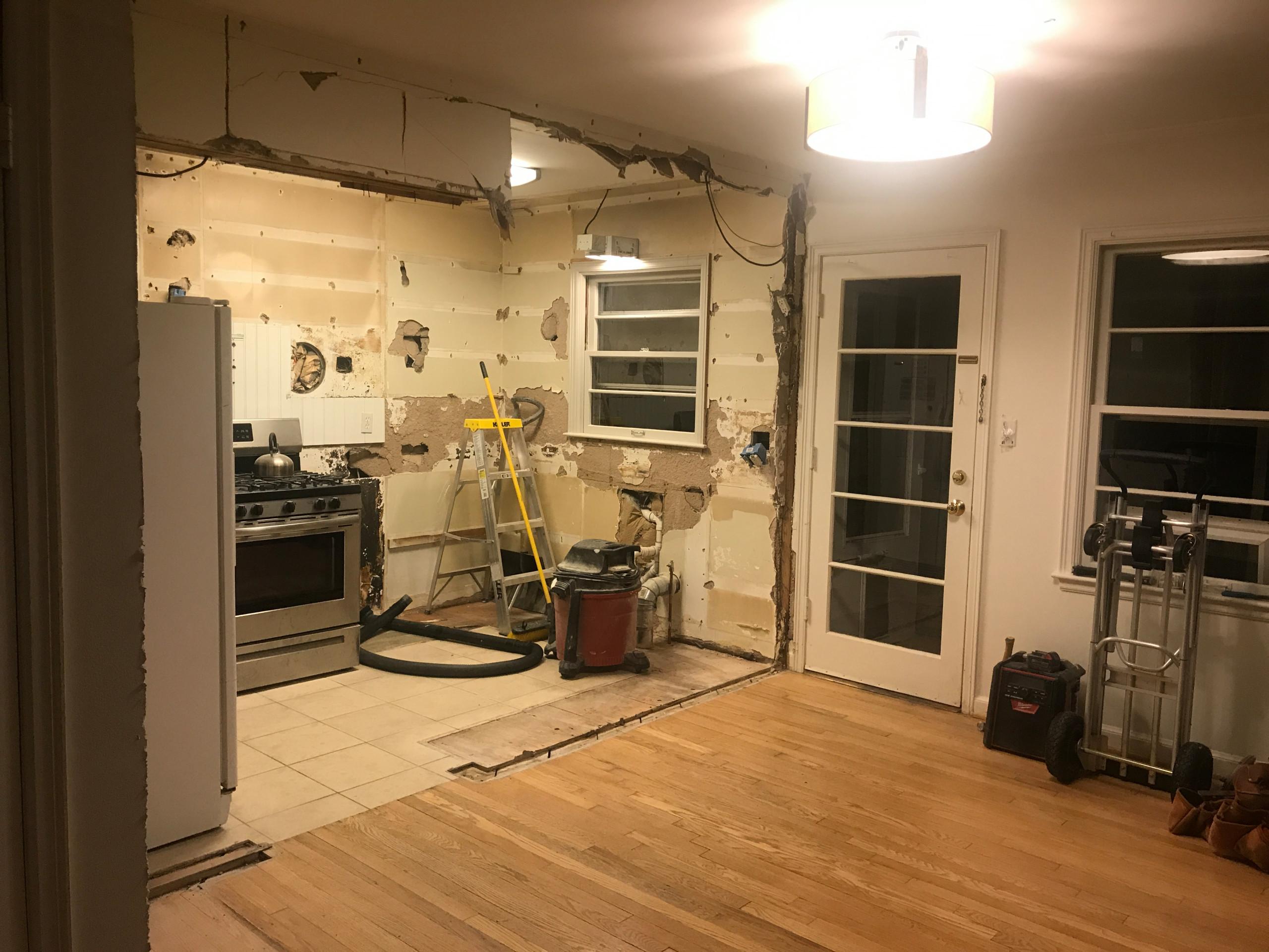 Stoecklein Residence (Sunroom/Kitchen Expansion)