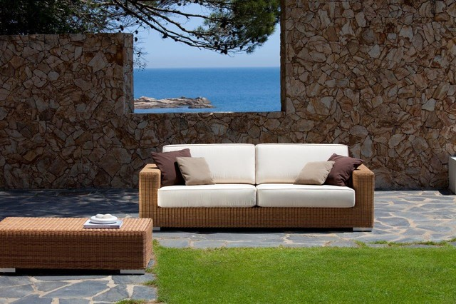 Exklusive gartenm bel und sonnenschirme for Outdoor furniture spain
