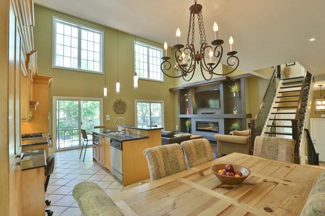Interior and exterior lighting oakville for Interior design house oakville