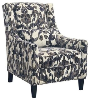 Ashley Owensbe Fabric Accent Chair, Smoke