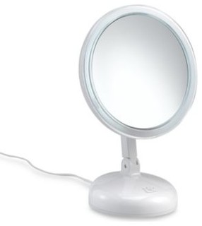 daylight 10x cosmetic mirror contemporary makeup 85748