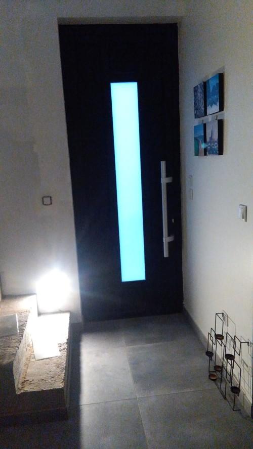 feng shui miroir devant porte d'entree